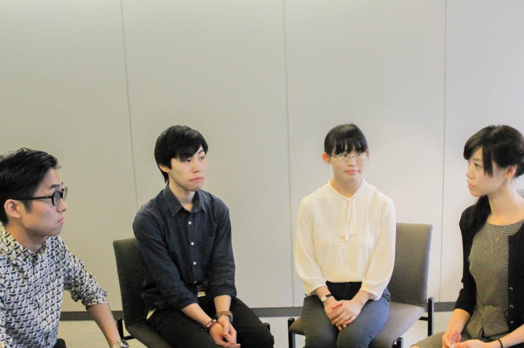 企業×内定者インタビュー・ディーピーティー株式会社
