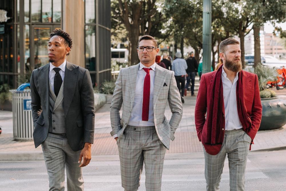 ネクタイに関する疑問を解消